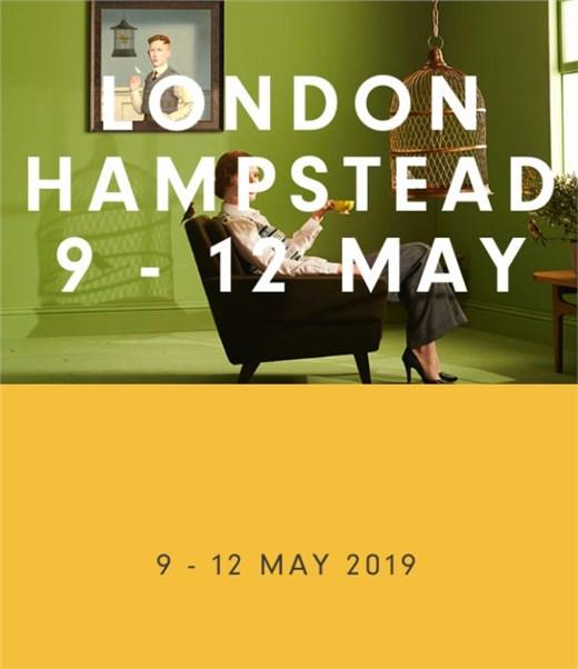 Affordable Art Fair London 2019