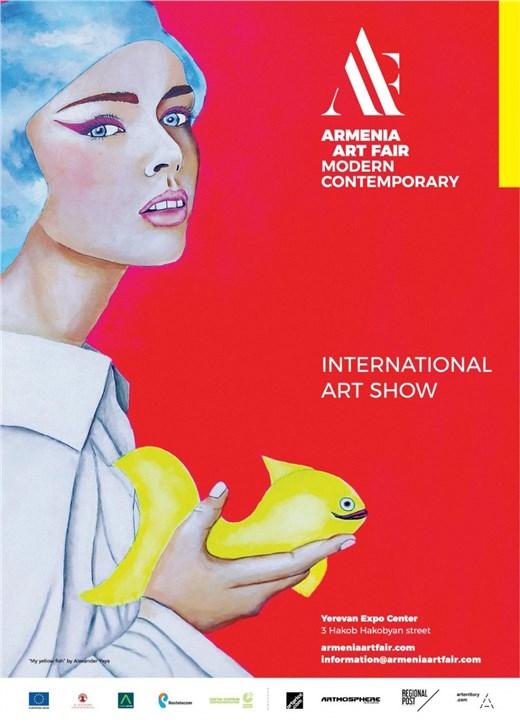 2nd Armenia Art Fair