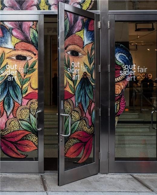 Outsider Art Fair - New York 2020
