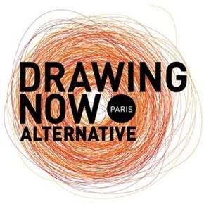 Drawing Now Art Fair logo