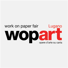 Work on Paper Fair logo