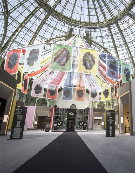 La Biennale Paris: The Universelle Art Fair