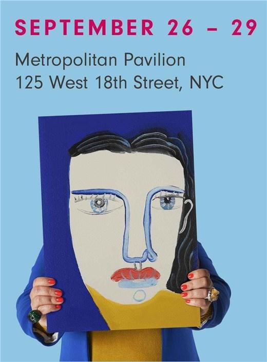 Affordable Art Fair New York Fall