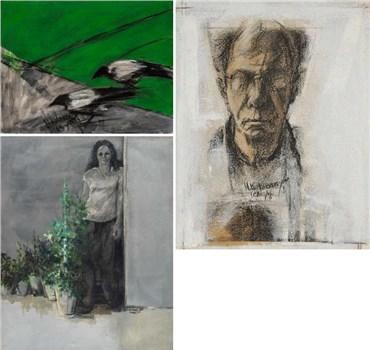 Manouchehr Motabar: About, Artworks and shows