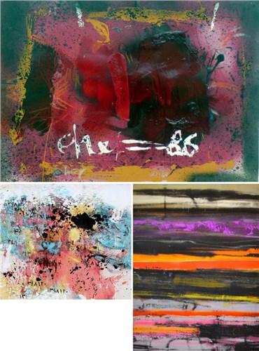 حسین چراغچی: درباره، آثار هنری و نمایشگاه ها