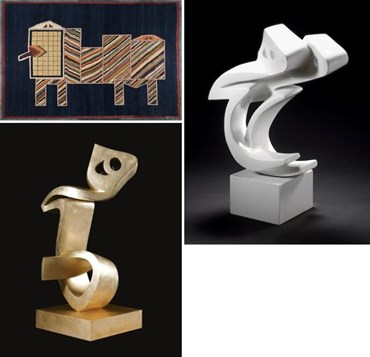 Parviz Tanavoli: About, Artworks and shows