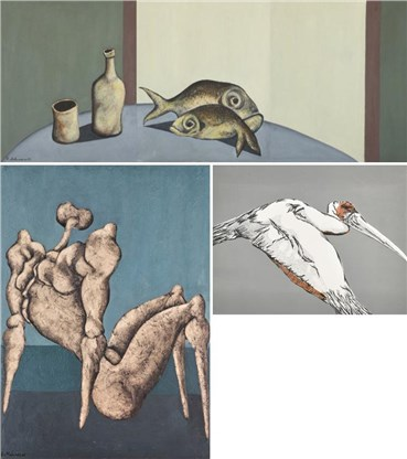 Bahman Mohassess: About, Artworks and shows
