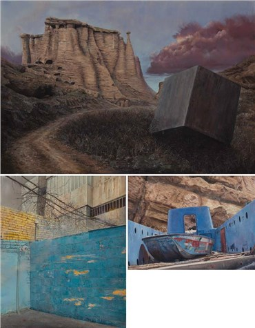 Zahra Ghyasi: About, Artworks and shows