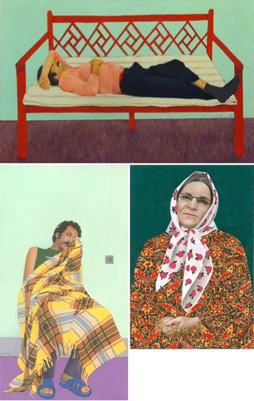 Abbas Shahsavar: About, Artworks and shows