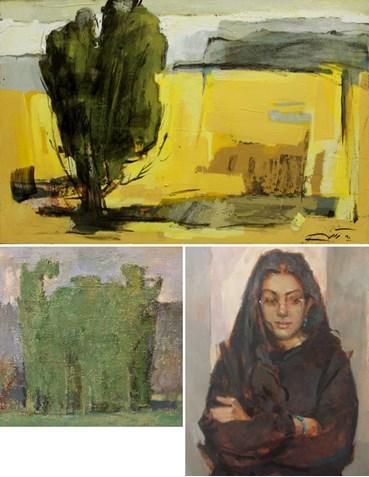 احمد وکیلی: درباره، آثار هنری و نمایشگاه ها