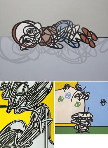 Koorosh Shishegaran: About, Artworks and shows