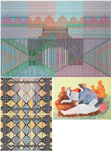 Narges Hashemi: About, Artworks and shows