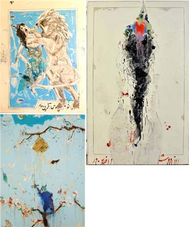 Mohsen Jamalinik: About, Artworks and shows
