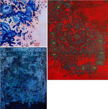 Anahita Ghazanfari: About, Artworks and shows