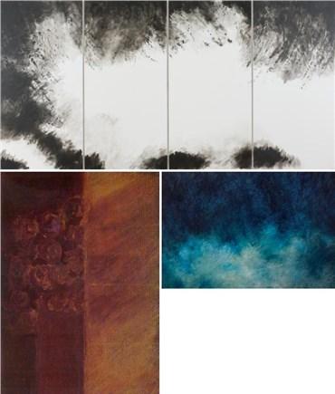 Pariyoush Ganji: About, Artworks and shows