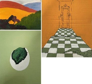Afshin Sadipour: About, Artworks and shows