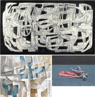 Hossein Khosrowjerdi: About, Artworks and shows