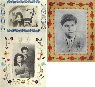Javid Ramezani: About, Artworks and shows