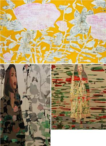 Leily Derakhshani: About, Artworks and shows