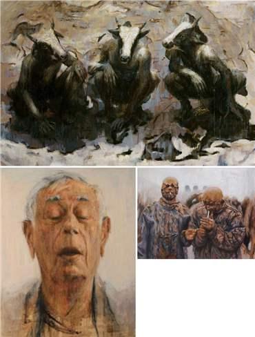 Morteza Khosravi: About, Artworks and shows