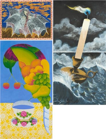 Iman Raad: About, Artworks and shows