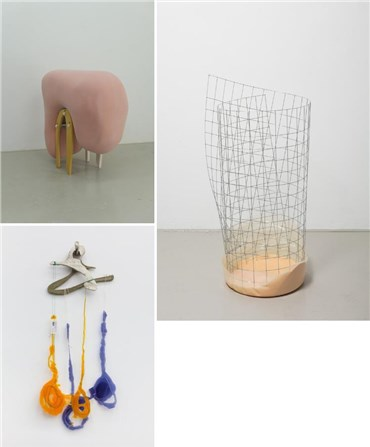 Nairy Baghramian: About, Artworks and shows
