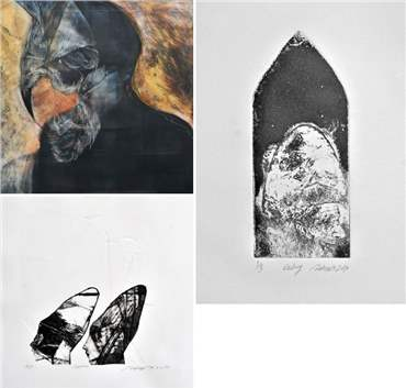 Zahra Hosseini: About, Artworks and shows