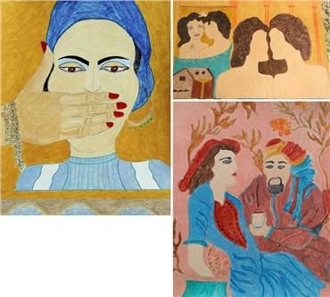 رضا شفاهی: درباره، آثار هنری و نمایشگاه ها