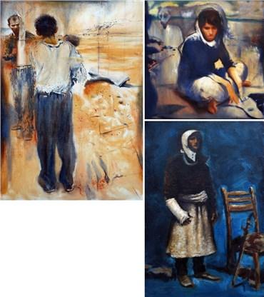 امید مشکسار: درباره، آثار هنری و نمایشگاه ها
