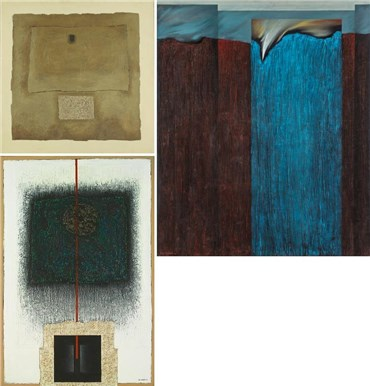 Gholamhossein Nami: About, Artworks and shows