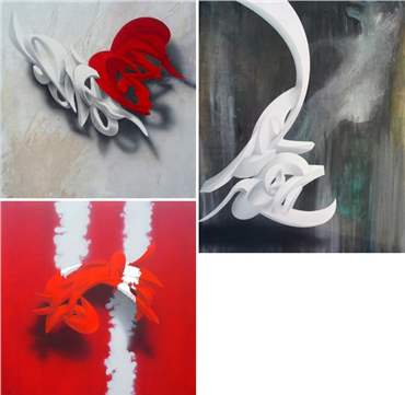 Vahid Ezatpanah: About, Artworks and shows