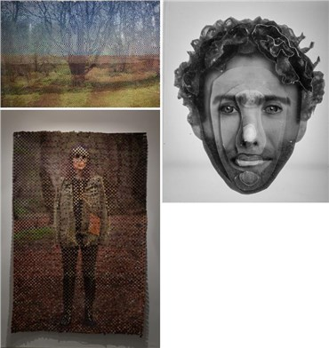 Arya Tabandehpoor: About, Artworks and shows