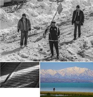 حسین آقاییپور: درباره، آثار هنری و نمایشگاه ها