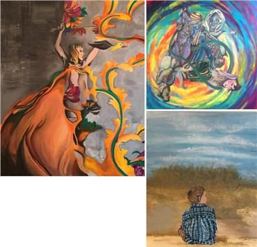 مریم موسوی: درباره، آثار هنری و نمایشگاه ها