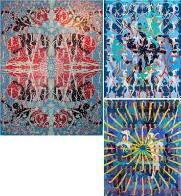 رویا اخوان: درباره، آثار هنری و نمایشگاه ها