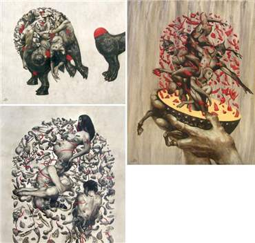 Afshin Bagheri: About, Artworks and shows