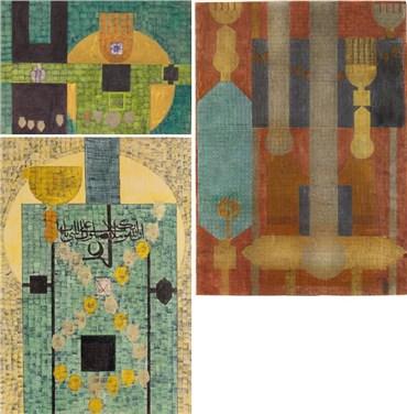 Faramarz Pilaram: About, Artworks and shows