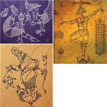 Hamid Jafari Shakib: About, Artworks and shows