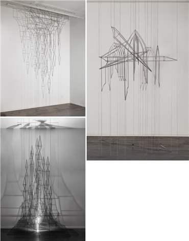 Afruz Amighi: About, Artworks and shows