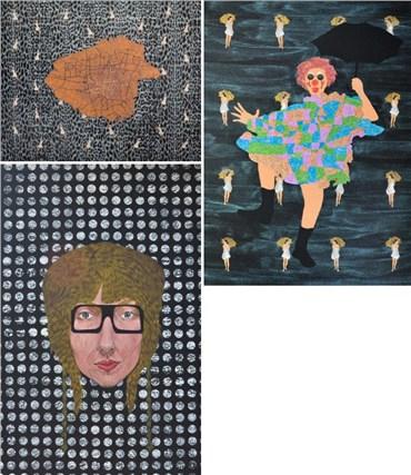 Elnaz Farajollahi: About, Artworks and shows