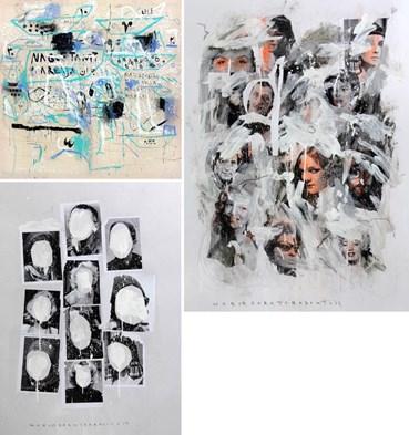 Habib Farajabadi: About, Artworks and shows