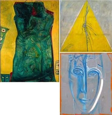 نیما پتگر: درباره، آثار هنری و نمایشگاه ها
