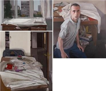 Masoumeh Mozaffari: About, Artworks and shows