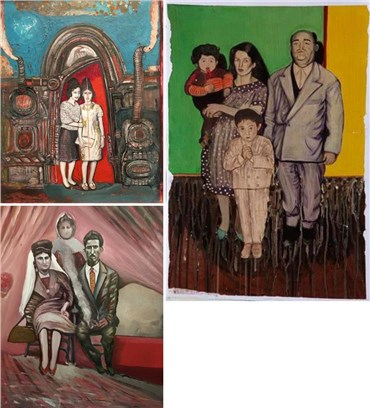 Ghasem Hajizadeh: About, Artworks and shows