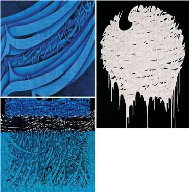 Ali Shirazi: About, Artworks and shows