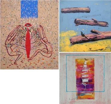آذر شعاع احمدی: درباره، آثار هنری و نمایشگاه ها