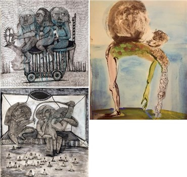 Mehrdad Jafari: About, Artworks and shows
