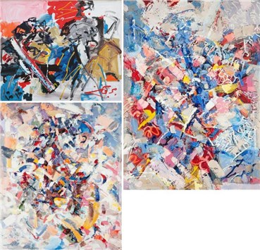 Bahman Borojeni: About, Artworks and shows