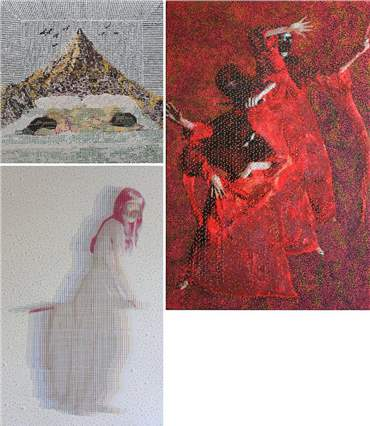 Samira Hodaei: About, Artworks and shows
