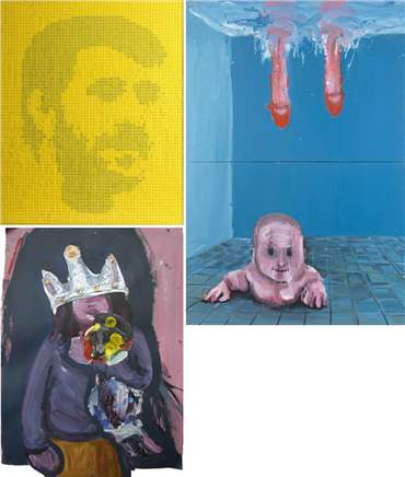 Hesam Rahmanian: About, Artworks and shows